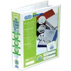 Elba A4 50mm 4D Ring Pres Binder White (Pack of 10)